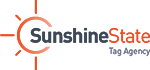 Sunshine State Auto Tags Logo